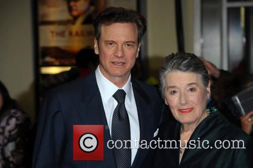 Colin Firth and Patti Lomax 6