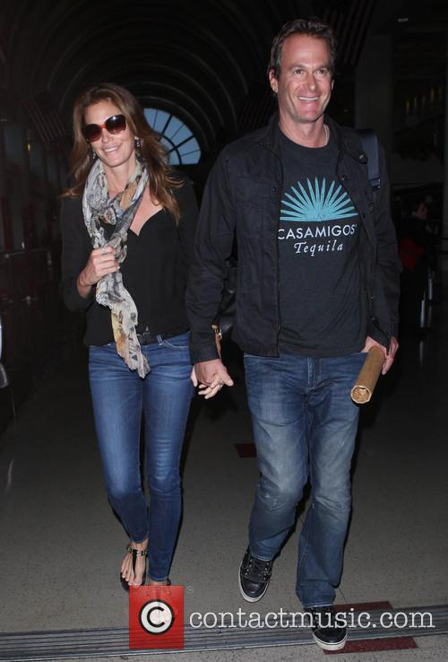 Cindy Crawford and Rande Gerber 6