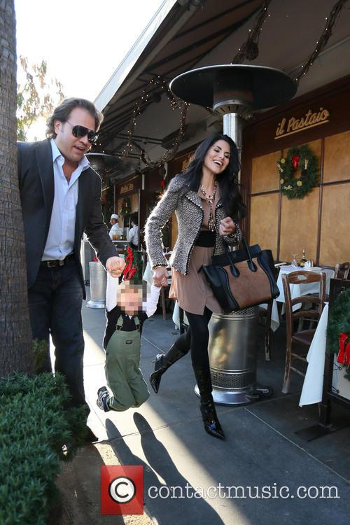 Michael Ohoven, Valentino Ohoven and Joyce Giraud 3