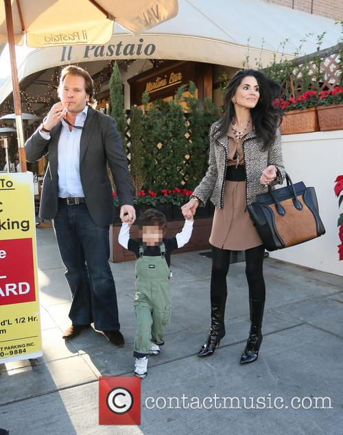 Joyce Giraud, Valentino Ohoven and Michael Ohoven 8