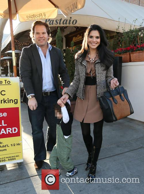 Joyce Giraud, Valentino Ohoven and Michael Ohoven 10