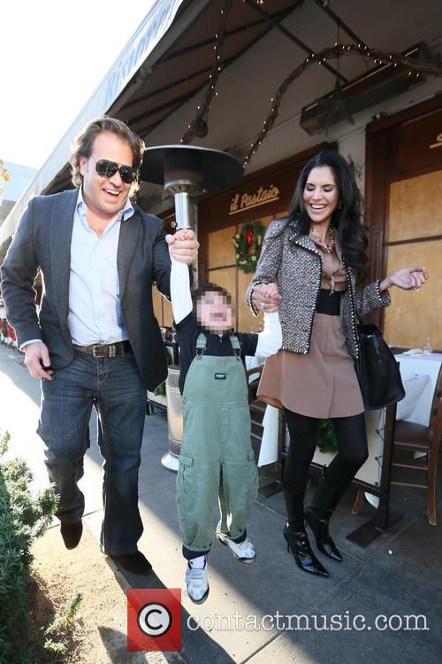 Joyce Giraud, Valentino Ohoven and Michael Ohoven 1