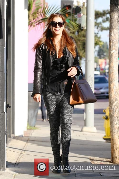 Kate Walsh shopping in West Hollywood