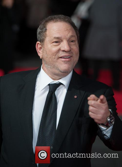 Harvey Weinstein, Mandela: Long Walk To Freedom Premiere