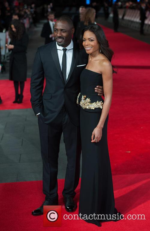 Idris Elba and Naomie Harris 9