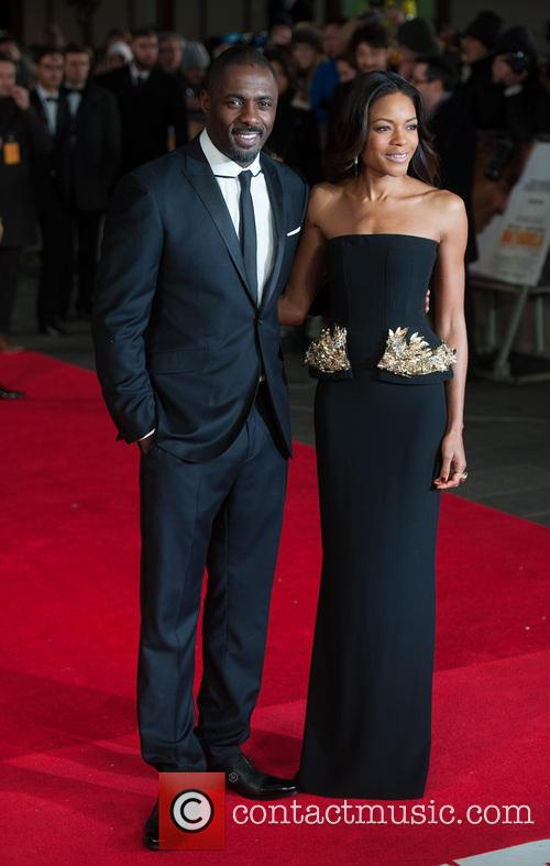 Idris Elba and Naomie Harris 10