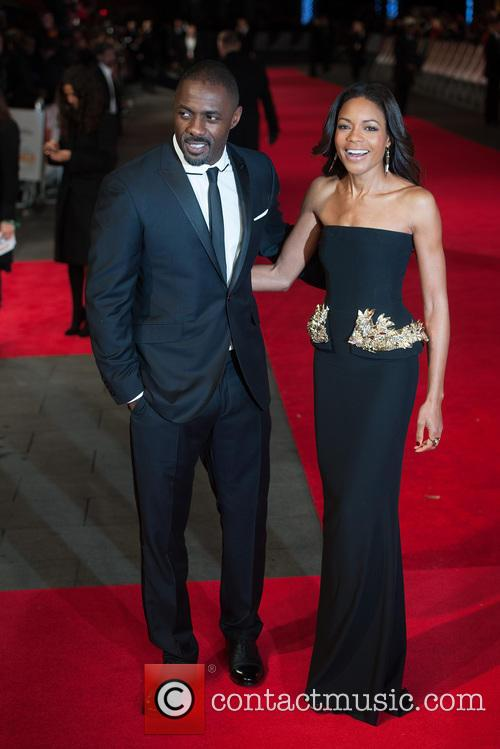 Idris Elba and Naomie Harris 5
