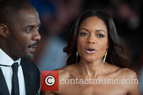 Idris Elba and Naomie Harris 6