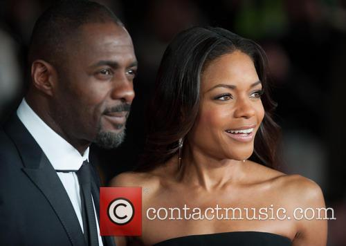 Idris Elba and Naomie Harris 7