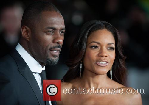 Idris Elba and Naomie Harris 8