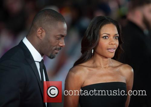 Idris Elba and Naomie Harris 11