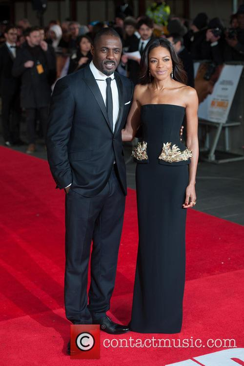 Idris Elba and Naomie Harris 12
