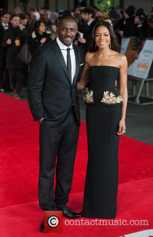 Idris Elba and Naomie Harris 13