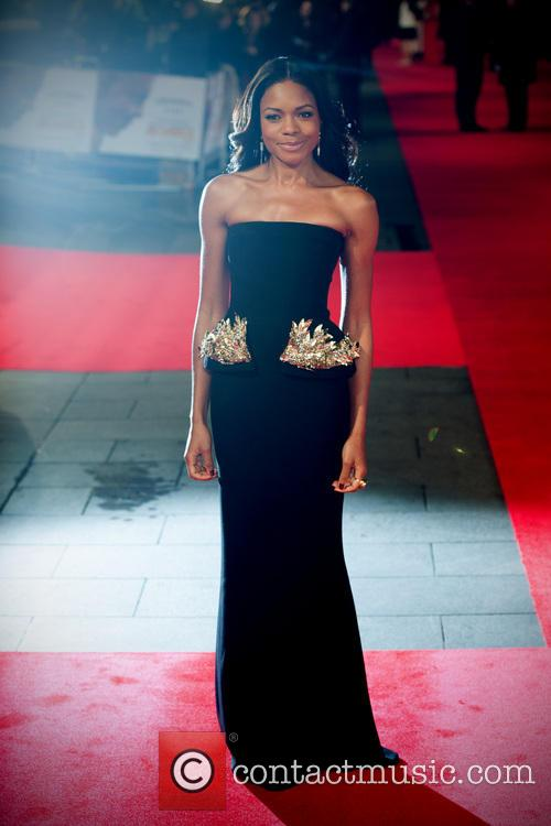 Naomie Harris, Odeon Leicester Square
