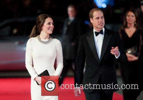 The Duchess Of Cambridge, The Duke Of Cambridge and Prince William 2