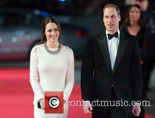 The Duchess Of Cambridge, The Duke Of Cambridge and Prince William 4