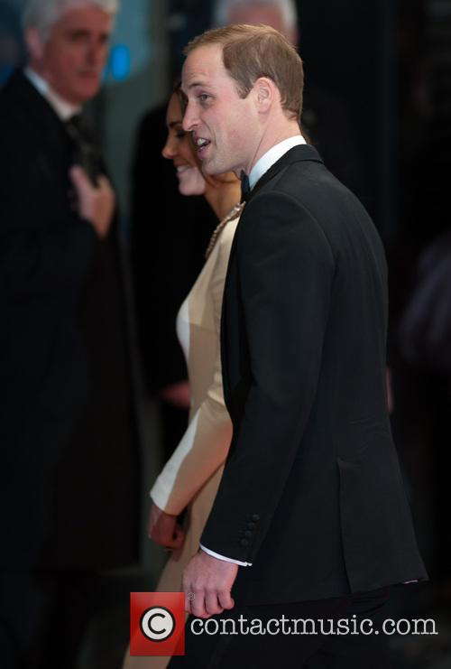 The Duchess Of Cambridge, The Duke Of Cambridge and Prince William 5