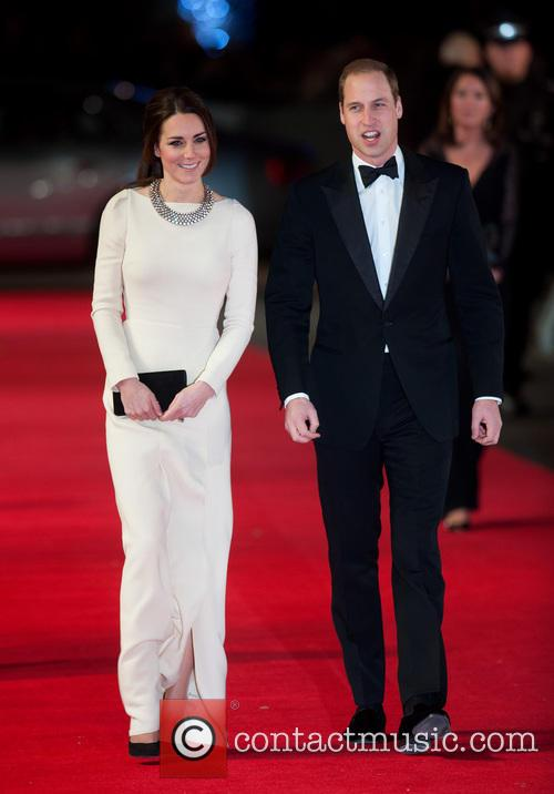 The Duchess Of Cambridge, The Duke Of Cambridge and Prince William 6