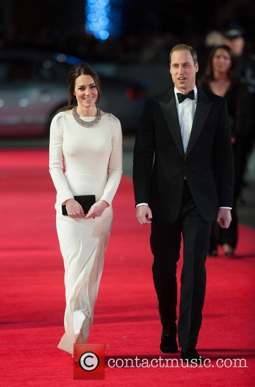 Prince William Duchess Cambridge