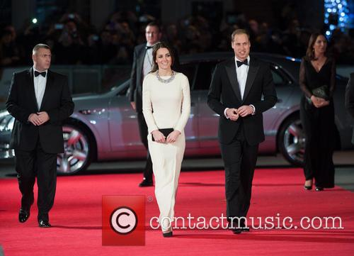 The Duchess Of Cambridge, The Duke Of Cambridge and Prince William 11
