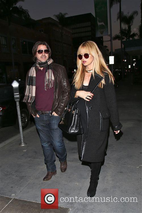 Rachel Zoe and Rodger Berman 9
