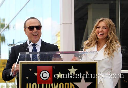Tommy Mottola and Thalia 3