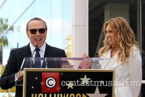 Tommy Mottola and Thalia 8