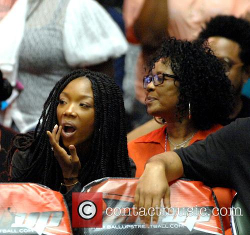 Brandy Norwood and Sonja Norwood 11