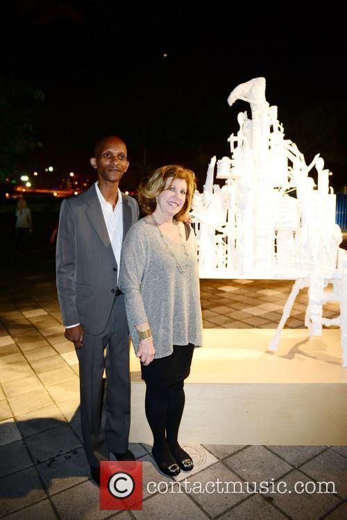 Victor Matthews and Deborah Spiegelman 6