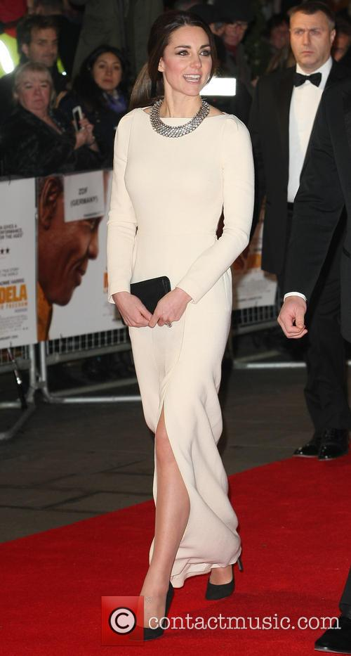 Kate Middleton, Catherine Duchess of Cambridge, Leicester Square