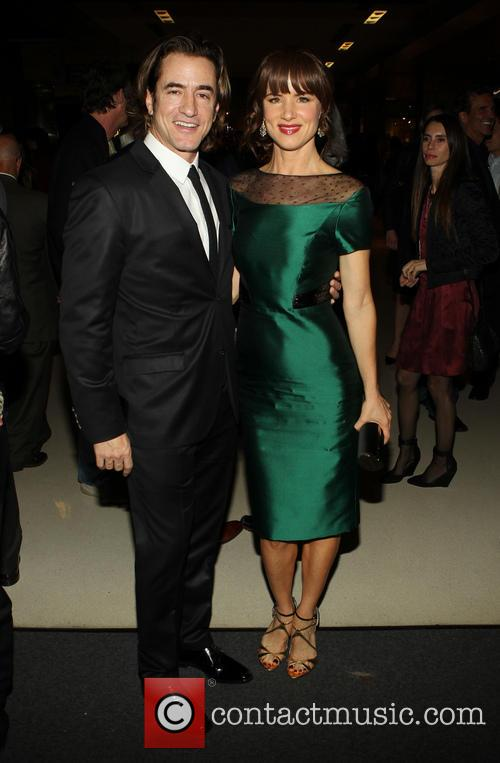 Dermot Mulroney and Juliette Lewis 4