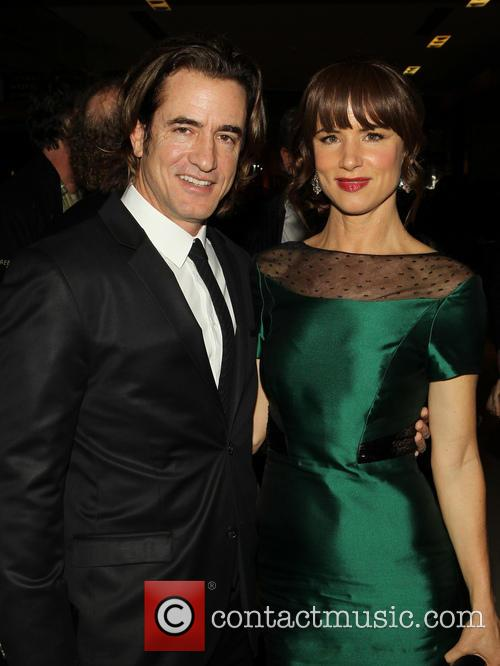 Dermot Mulroney and Juliette Lewis 5