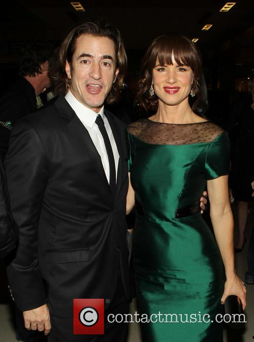 Dermot Mulroney and Juliette Lewis 7