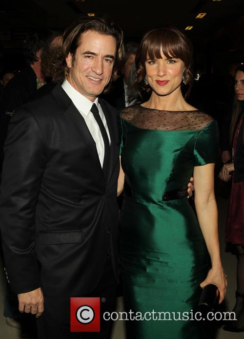 Dermot Mulroney and Juliette Lewis 1