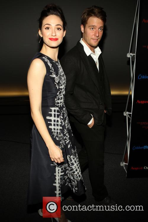 Emmy Rossum and Jake Mcdorman 7