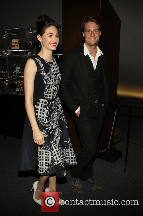 Emmy Rossum and Jake Mcdorman 10