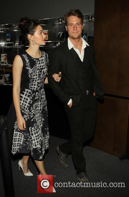 Emmy Rossum and Jake Mcdorman 11