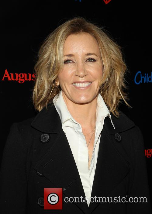 Felicity Huffman, the Landmark Theater