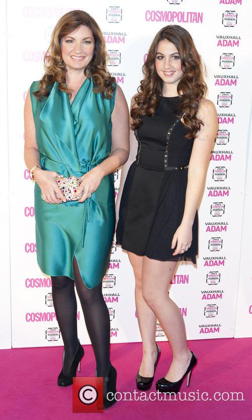 Karren Brady and Daughter 1