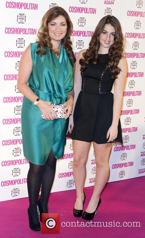 Karren Brady and Daughter 2
