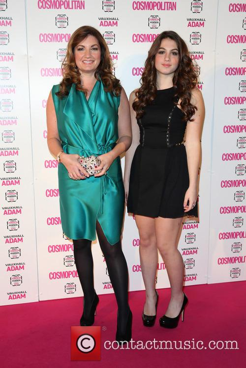 Karren Brady and Daughter 3
