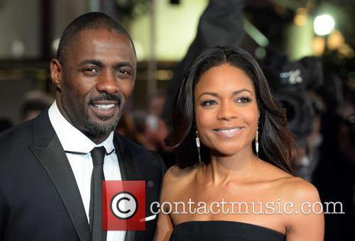 Idris Elba and Naomie Harris 3