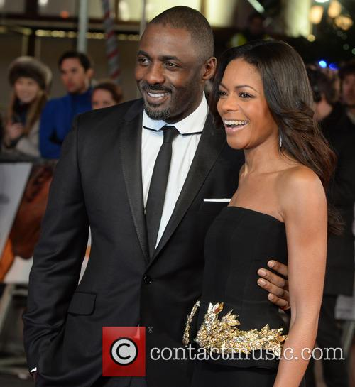 Idris Elba, Naomie Harris, Mandela: Long Walk To Freedom Premiere