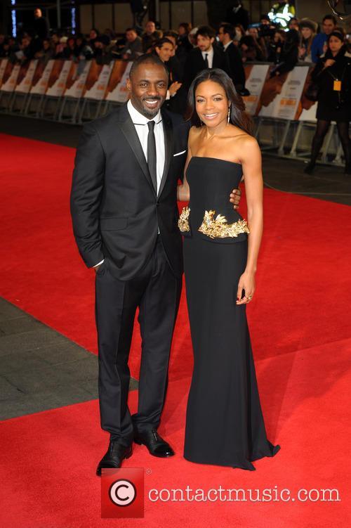 Idris Elba and Naomie Harris 5