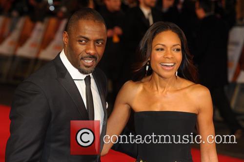 Idris Elba and Naomie Harris 8