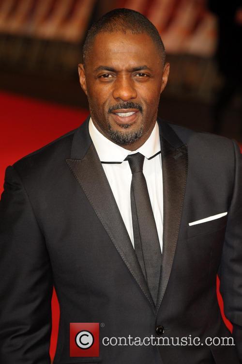 Idris Elba, Odeon Leicester Square