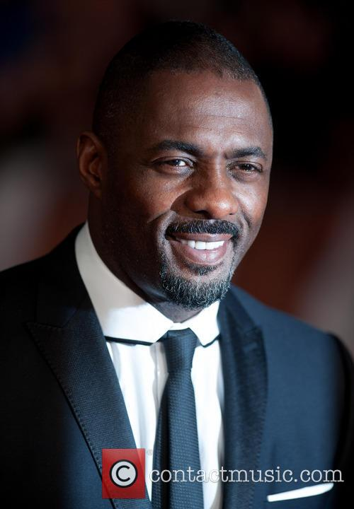 Idris Elba, Odeon Leicester Square