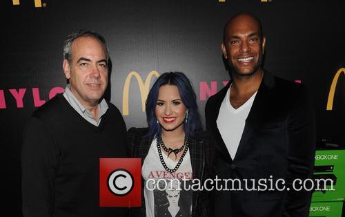 Demi Lovato and Karim Abay 2