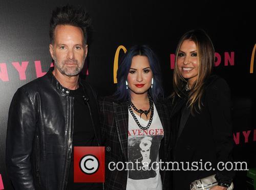 Demi Lovato and Marvin Scott Jarrett Jaclynn Jarrett 5