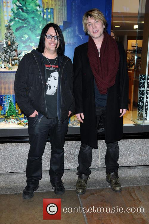 goo goo dolls rockefeller center christmas tree 3982154